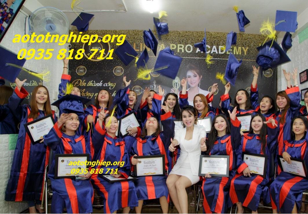 xưởng may áo tốt nghiệp hcm
