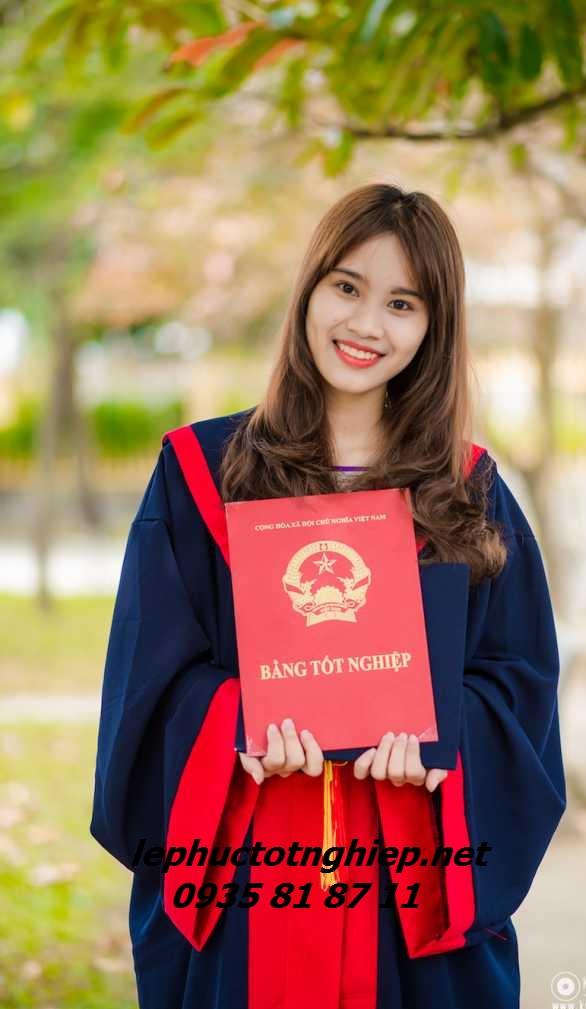 áo tốt nghiệp mầm non tiểu học