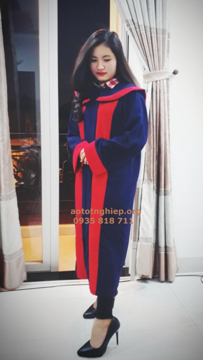 Aó tốt nghiệp cử nhân 14