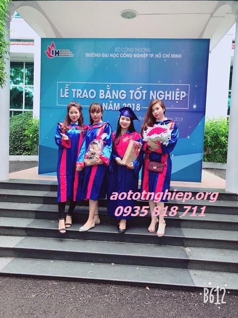 Đồng phuc tốt nghiệp