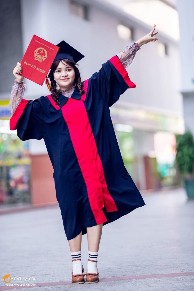 Áo tốt nghiệp tiểu học T16