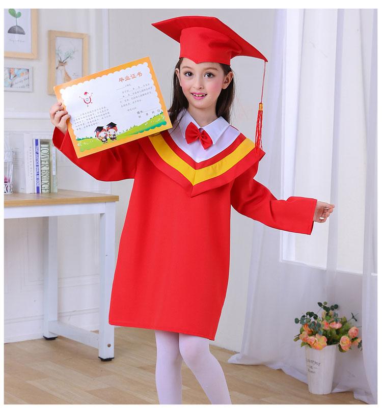 Cho thuê áo tốt nghiệp Tiểu Học