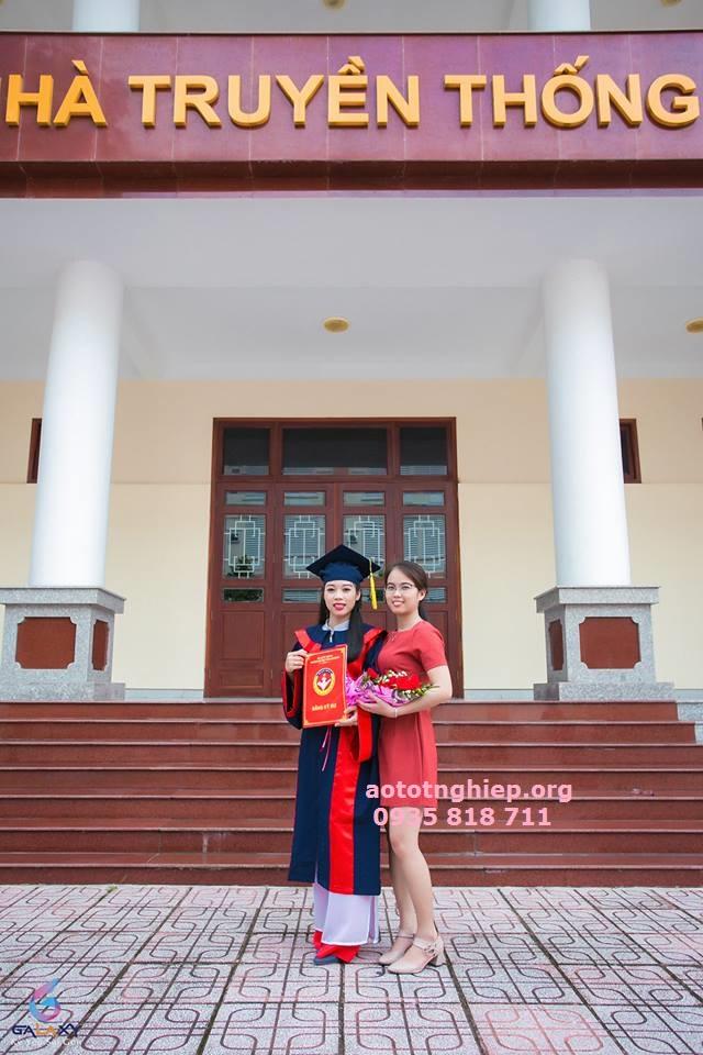 Aó tốt nghiệp cử nhân 07