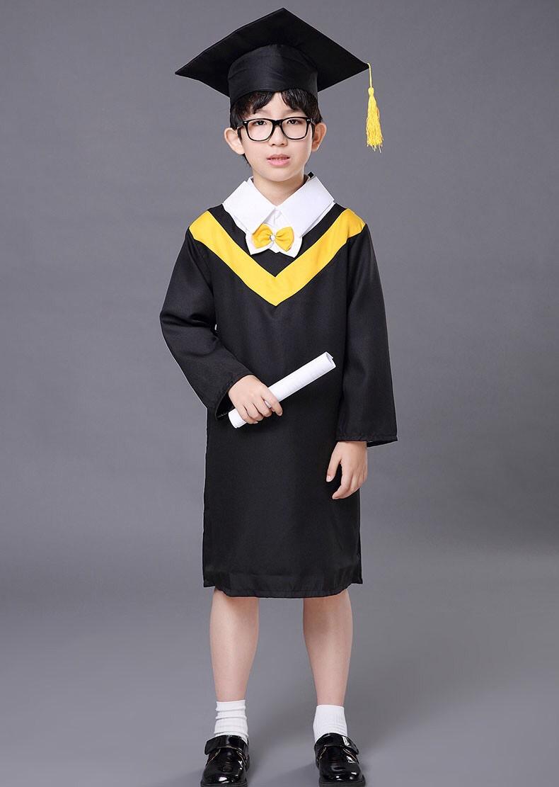 Áo tốt nghiệp tiểu học T09