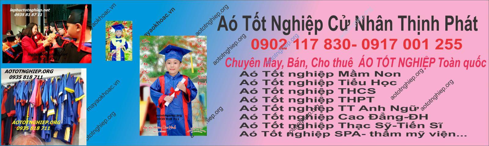 tặng áo tôt nghiep tiểu học, tang ao tot nghiep tieu hoc