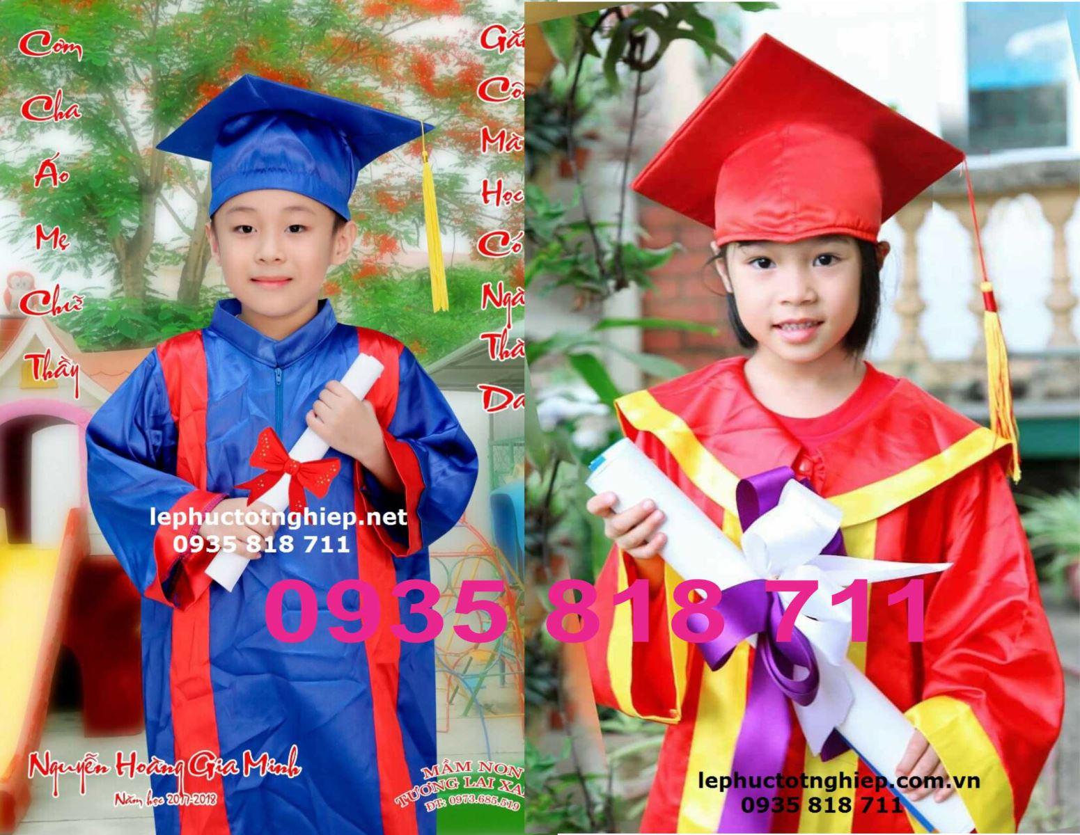 áo tốt nghiệp cho thue
