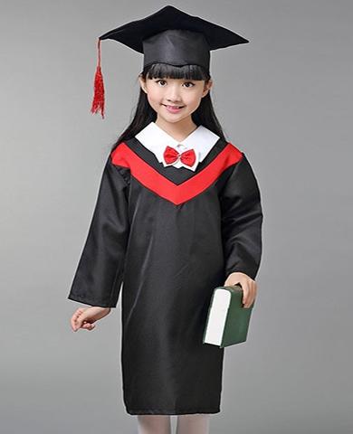 Áo tốt nghiệp tiểu học  T02