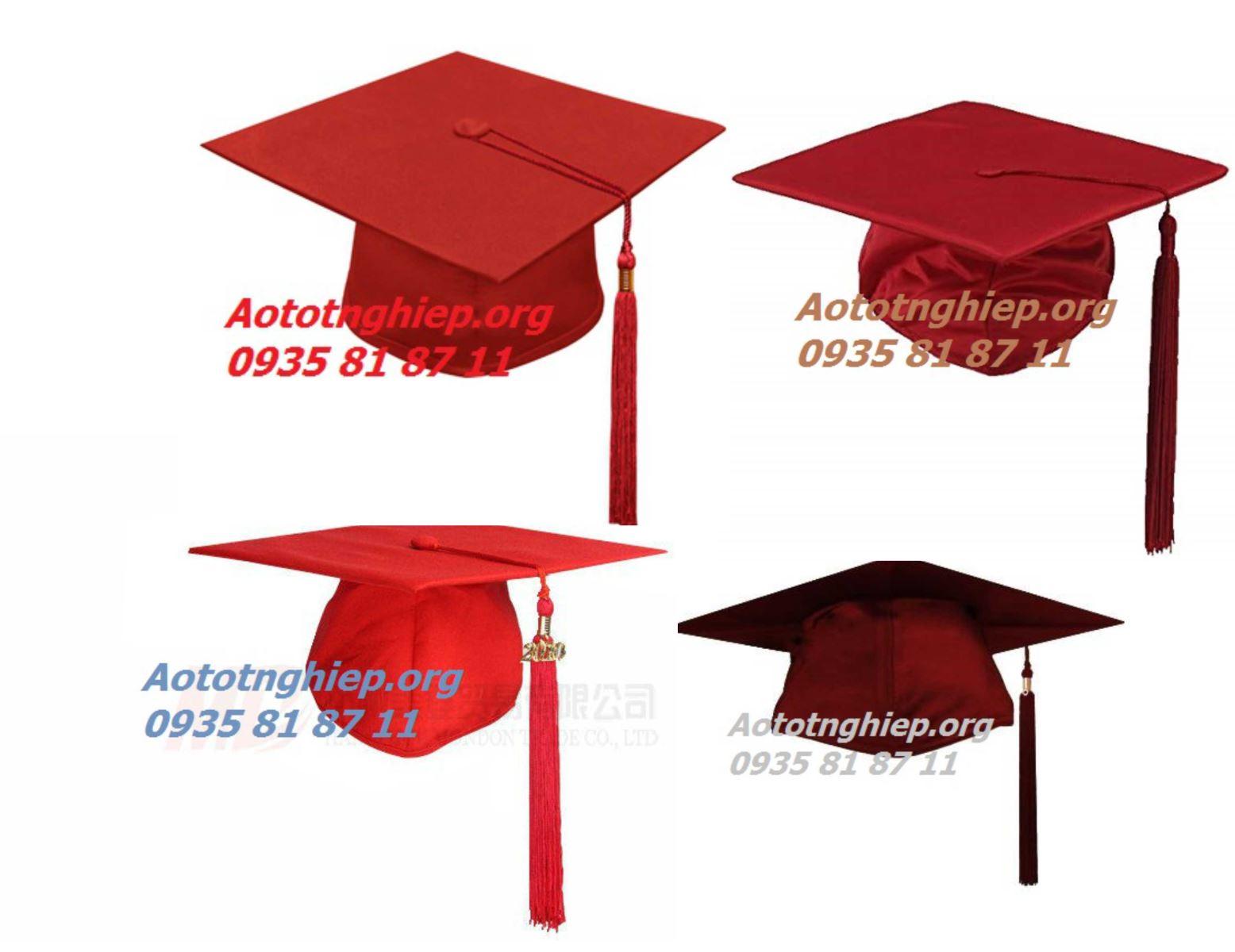 Thuê nón tốt nghiệp