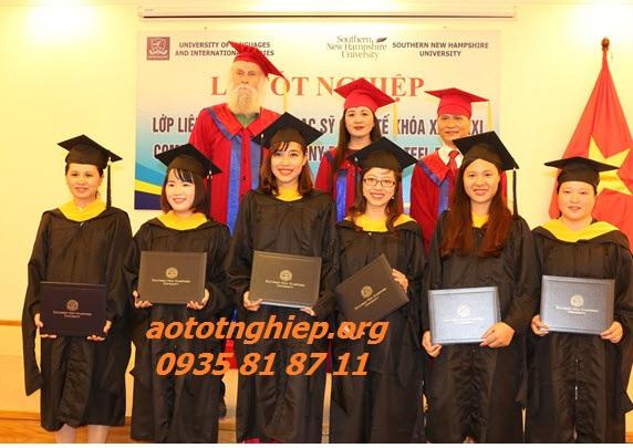 Aó tốt nghiệp cho thuê 05