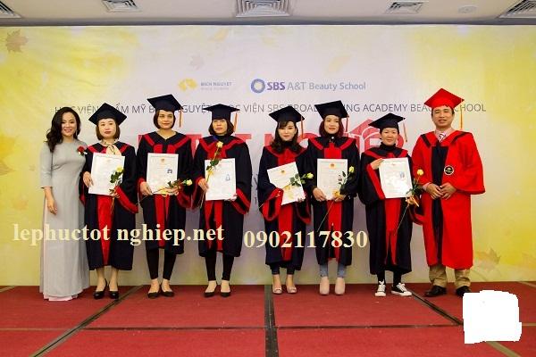 Aó tốt nghiệp cử nhân 16