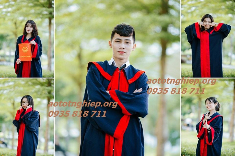 Thuê Áo lễ phục tốt nghiệp