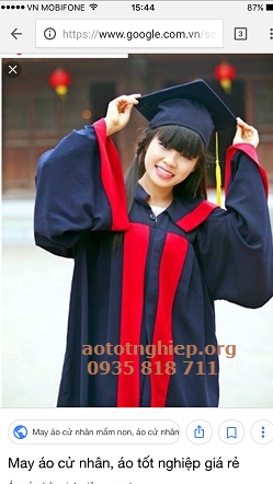 Aó tốt nghiệp cho thuê 11