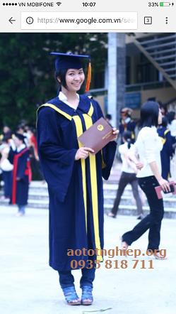 Aó tốt nghiệp cho thuê 2019