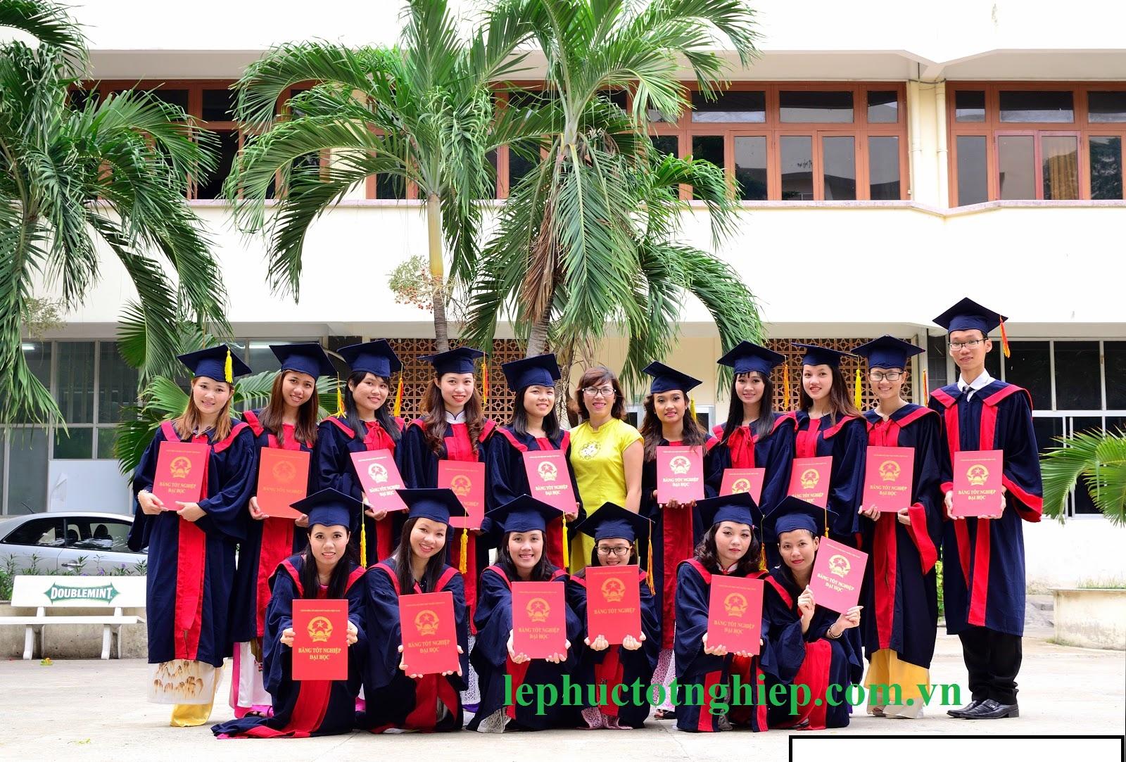 Áo tốt nghiệp trung học cơ sở C01