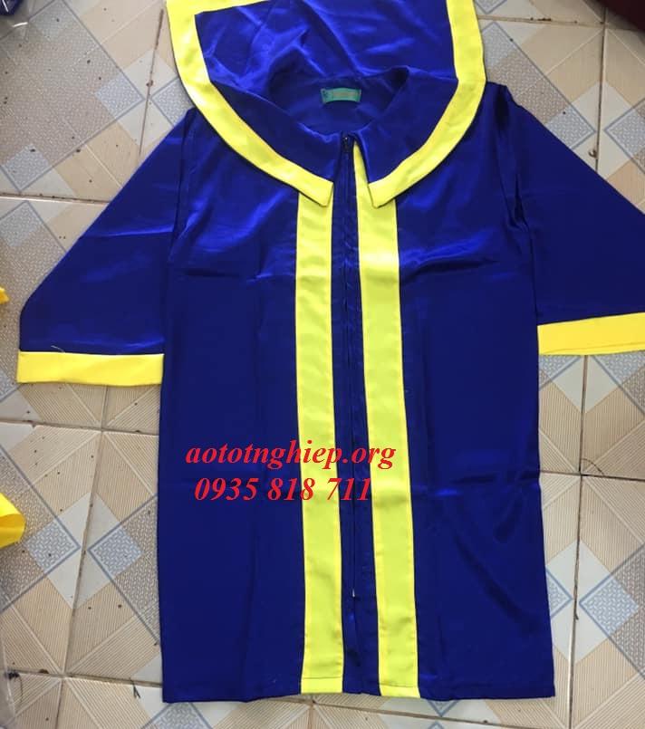 Bán áo cử nhân mầm non mẫu giáo